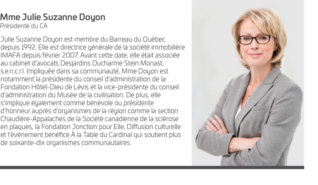 Julie Suzanne Doyon_VIA