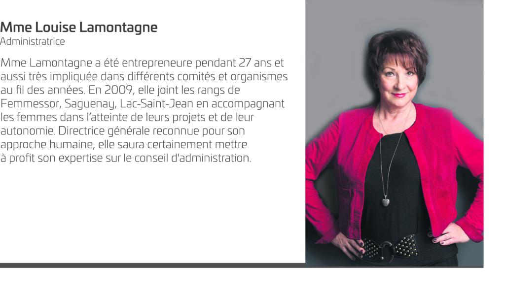 Louise Lamontagne_VIA